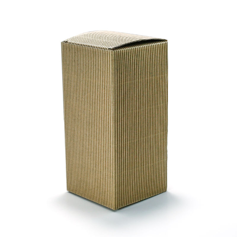 China factory Recycled special shape corrugated paper gift packaging boxes