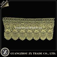 Hot selling factory embroidery lace, polyester laces, 3d floral lace