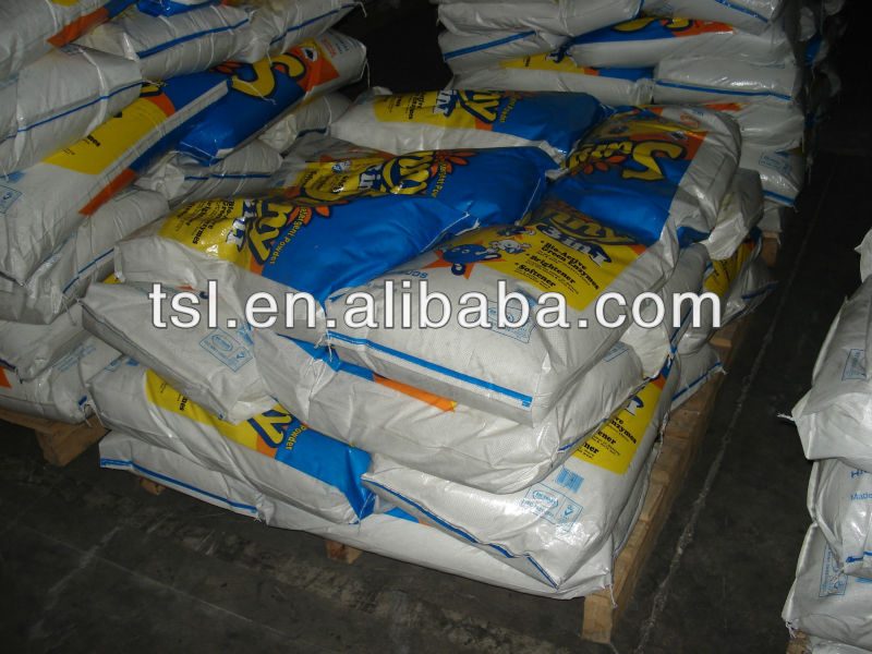 Bulk Bag Packing Powder Detergent Suitable for Repacking or Wholesale