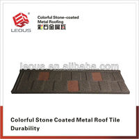 Stone Coated Roofing Shingle |Stone Coated Aluminum Roofing |Aluminum Zinc Steel Roof Tile
