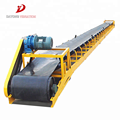 reliable quality v belt conveyor with iron remover RCYB-8