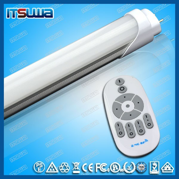 Hot sale new design T8 dimmable 18w led aquarium light