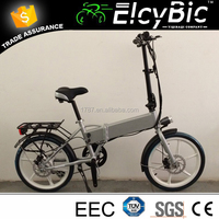 high quality 26inch wheel strong folding electric bike prices(E-TDH039A)