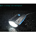 Bicycle Accessoires Bike Tail Light/ Bicycle Lamp /Headlight Head Light / USB Rechargeable / LED(blue)