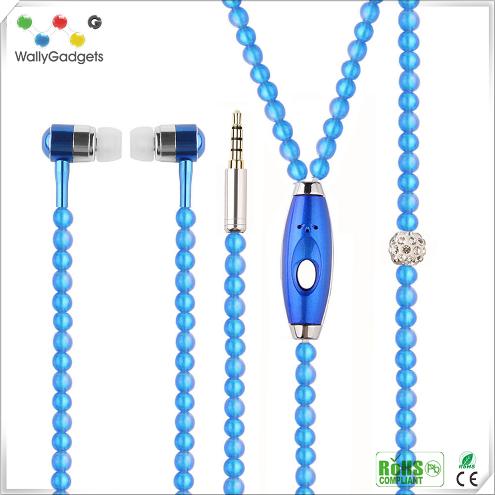 wholesale Export Oriented Manufacturer Rated Colorful In-ear Earphone with AAA quality