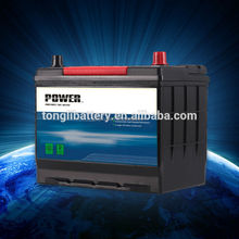 Jump Starter Auto Car Power battery 12v 60Ah maintennace free Vehicle Start car battery
