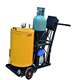 HW-50 HW-60 portable Asphalt crack filling equipment for road crack construction/ asphalt cracking sealing machine
