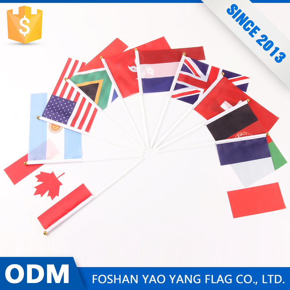 Alibaba Wholesale Promotional Standard Size Different Kinds National Flag