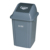 60L small quadrate r garbage can