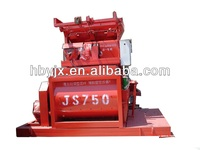 JS750 High Quality Concrete Mixing Machine
