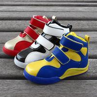 FC3002 kids shoes latest style basketball sport non-slip children shoes