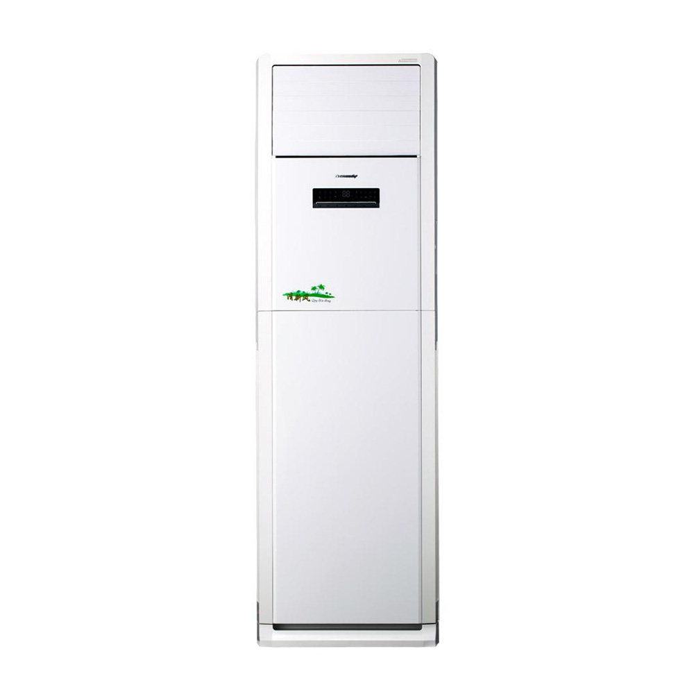 Gree 3.5ton large cooling capacity high COP high EER floor standing air conditioner,cabinet air conditioner