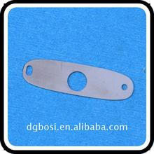 Alkaline custom sheet metal stamping hardware product precision part hydrocarbon cleaner
