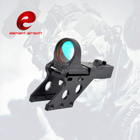 EX 183 Element Airsoft SEEMORE REFLAX SIGHT FOR HI-CAPA Red Dot Sight