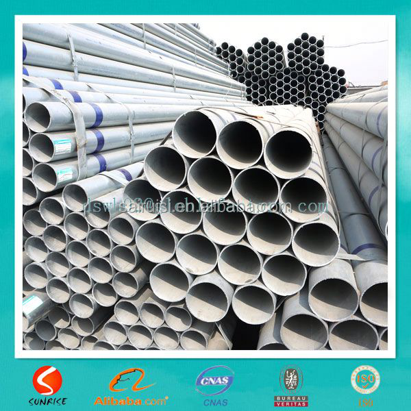 2 galvanized pipe and fittings from china heibei