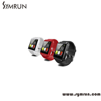 2015 Hot Selling Bluetooth Unlock Smart Watch Mobile Phone U8 Wristwatches 2015 Hot Bluetooth Smart Watch U8