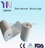 emergency first aid kit non-woven medical dressing roll