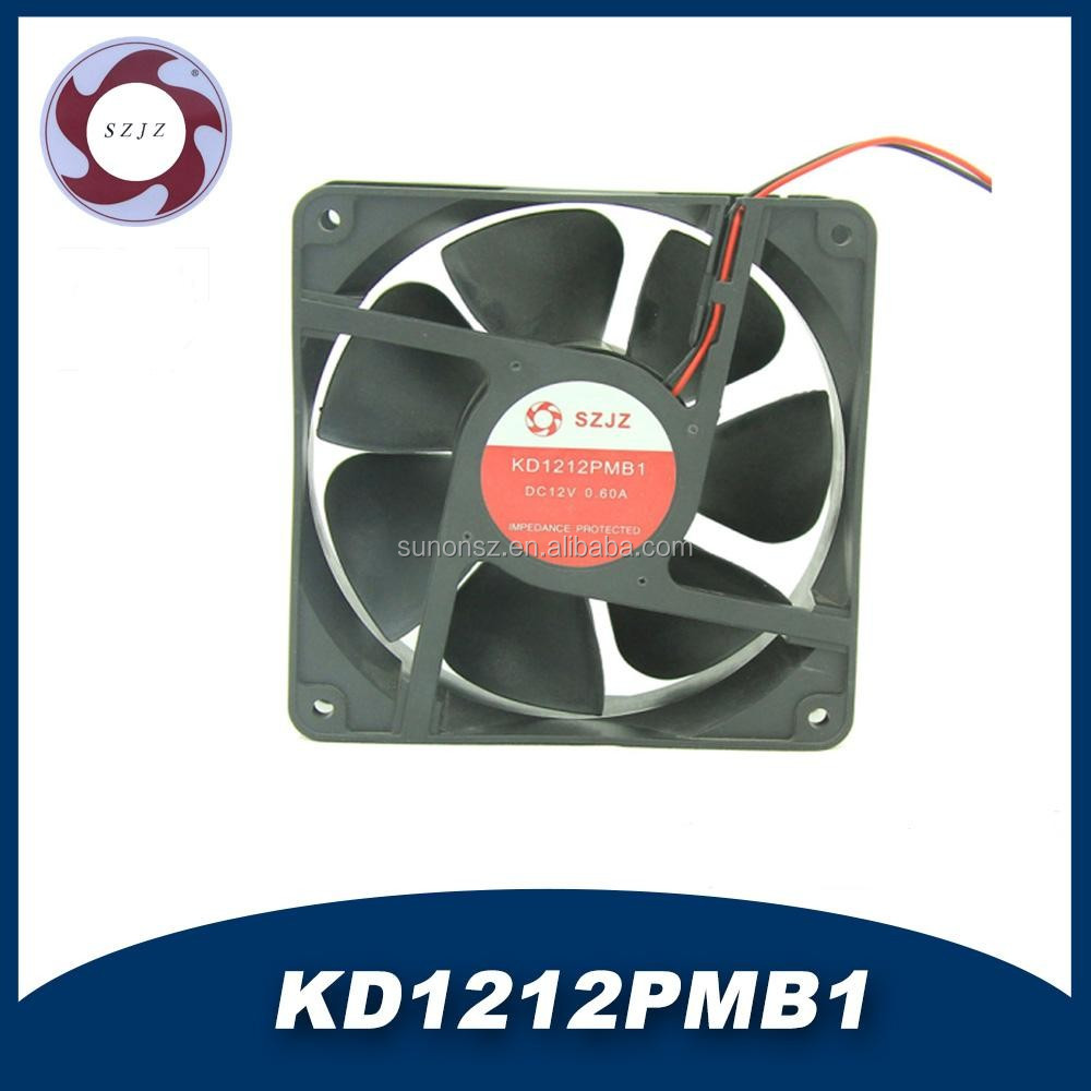 120X120X38mm 12v DC Cooling Fan / Quiet Computer Cooling Fan