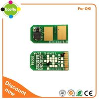 Customized hot sale for OKI b4500 card reset chip