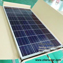 100W polycrystalline solar panel for house lights
