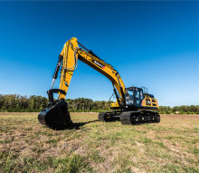 SANY SY500H 50ton excavator big excavators for sale
