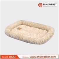 High Quality Thickened Cashmere Pet Dog Bed Cushion mat