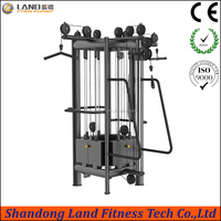 2016 New Arrival indoor cable pulling equipment/exercise machine/ Cable Jungle