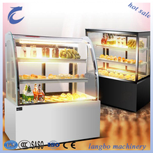 Customized Mini Ice Cream Refrigerated Display Cabinet