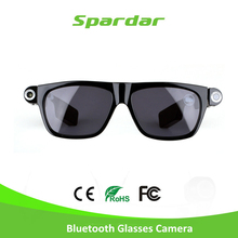 Smart Bluetooth HD Camera Glasses Video Recording Sunglasses DVR Eyewear