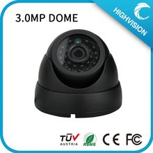round security camera 3mp cam dome camera