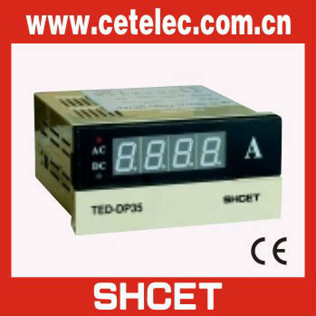TED-72 3P hot-selling digital voltage,current and frequency multifunction digital panel meter