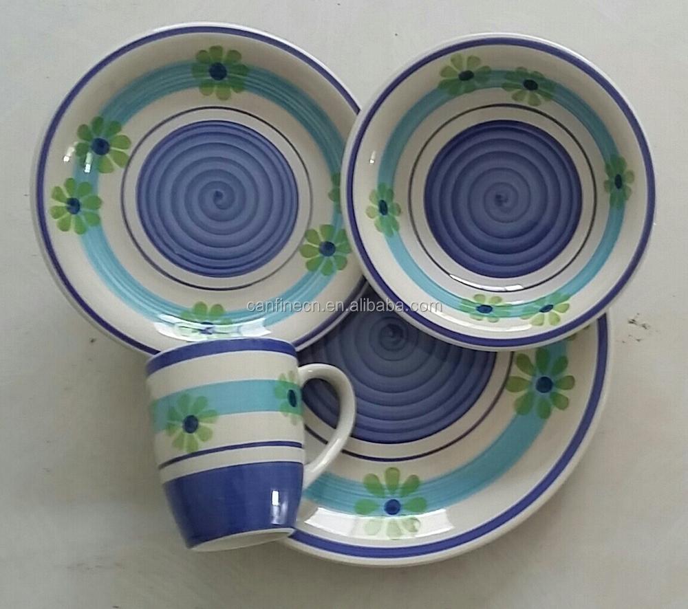 Color Glazed Stoneware Dinnerwarestoneware Dinnerware Set & Glazed Dinnerware - Castrophotos