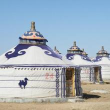 high quality outdoor luxury mongolian yurt tent for sale