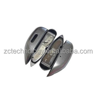 Hi-tech Metal Injection OEM Stainless Steel Shuttle for Textile Machine