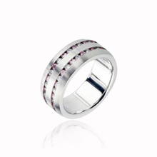 China Factory Direct Cheap Wholesale Jewelry Stainless Steel Men's Ring