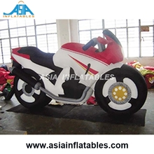 Inflatable Moto/Car model for advertising/decoration, Air blower Moto