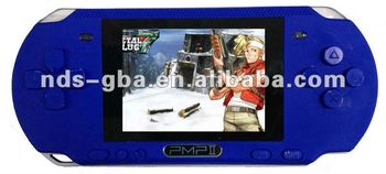 PMP-II portable game consoles with multi games