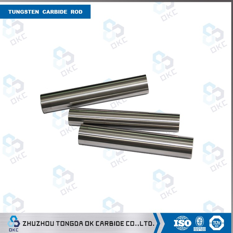 L330mm Dia 30mm Dia 2mm <strong>k10</strong>/k20/k30/k40 solid <strong>cemented</strong> tungsten <strong>carbide</strong> rods