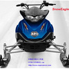 New 320cc Snowmobile Snow Mobile Snow