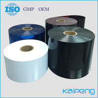 thermoforming rigid pvc film for pharma blister packing