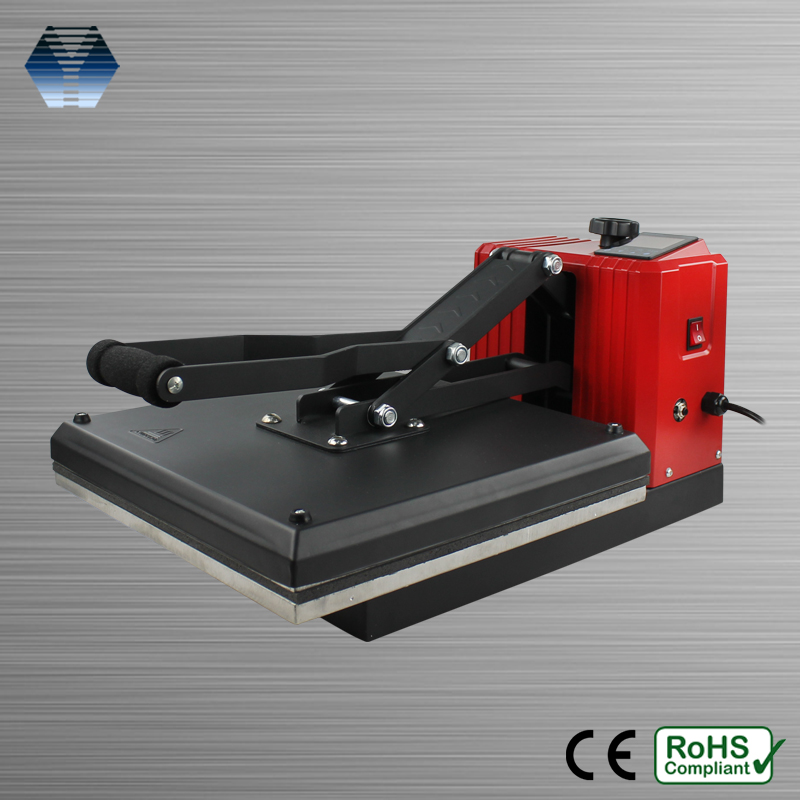 Manual Cheap Used T Shirt Heat Press Machine