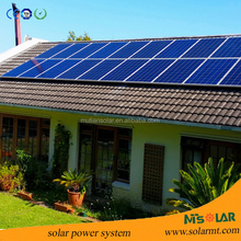 New design 3kw solar off grid power system include portable solar cell panels for Chile market