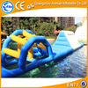 Water Park Slide Tubes Inflatable Water Obstacle Course For Kids/Adults In Amusement Park
