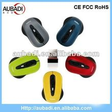 New arrival rapoo colorful optical cordless mouse