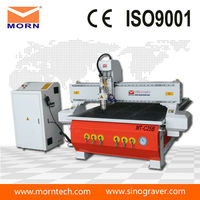 1325 high efficiency cnc wood lathe machine price for sale for engraving funiture