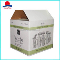 Ecofriendly High Quality Wine Packaging Box