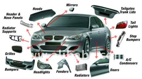 Automobile Spare parts from Dubai