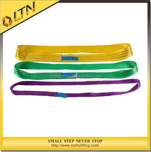 Easy Maintenance GS Approved Lifting Belt Crane