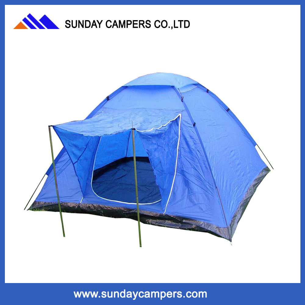 2017 new design 2 people pop up camping tent outdoor fishing tent for sale