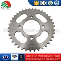 motorcycle sprockets and chain